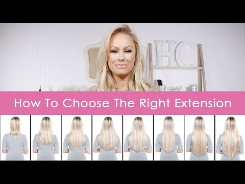 How To: Choose the Right Extension | Hidden Crown