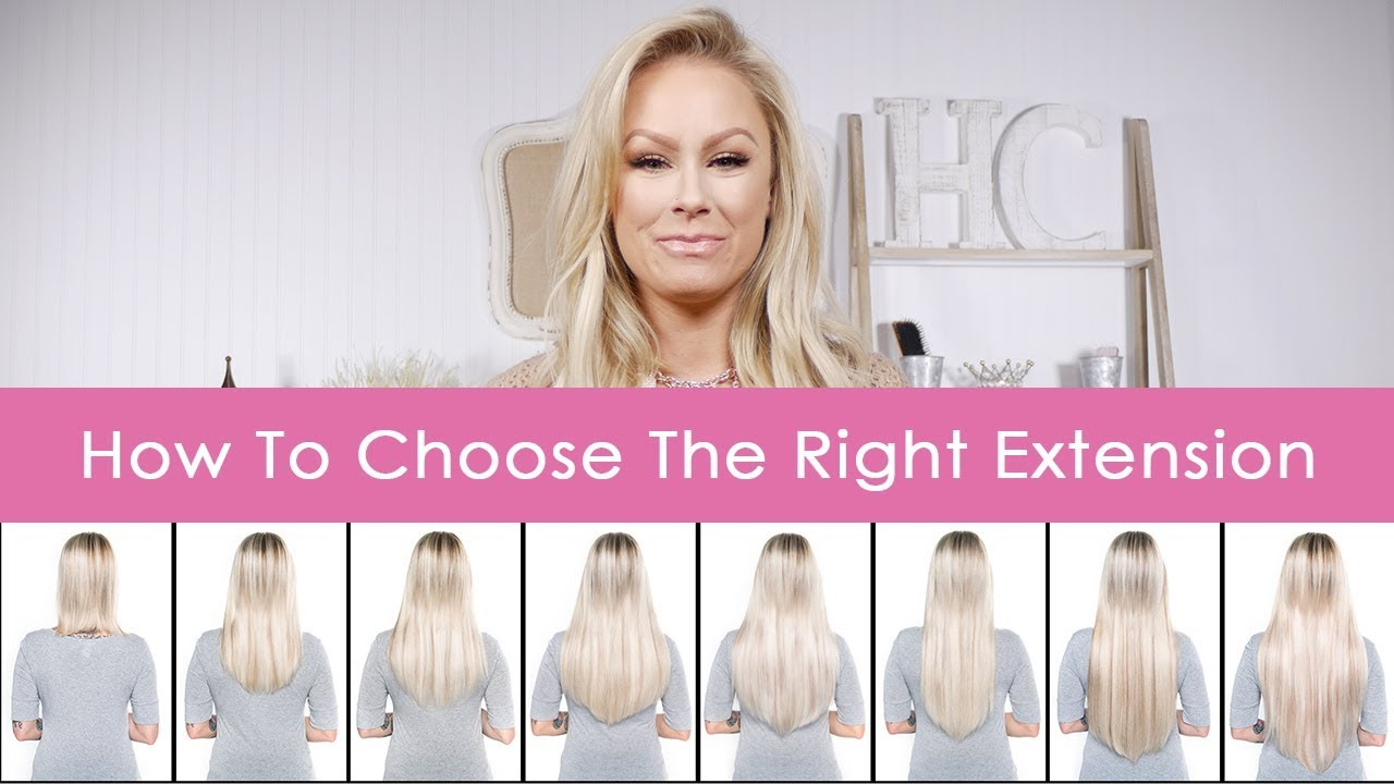 How To Choose The Right Extension Hidden Crown Youtube