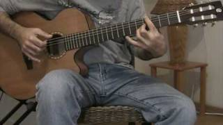 Afro Blue - Solo Guitar (arranged by Emily Remler)
