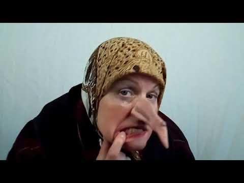 ШОК Смотреть до конца! Конфуз на кастинге! Баба Яга У актрисы отвалился нос   и зуб