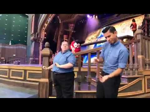 Mickey and the Magical Map - ASL interpreters