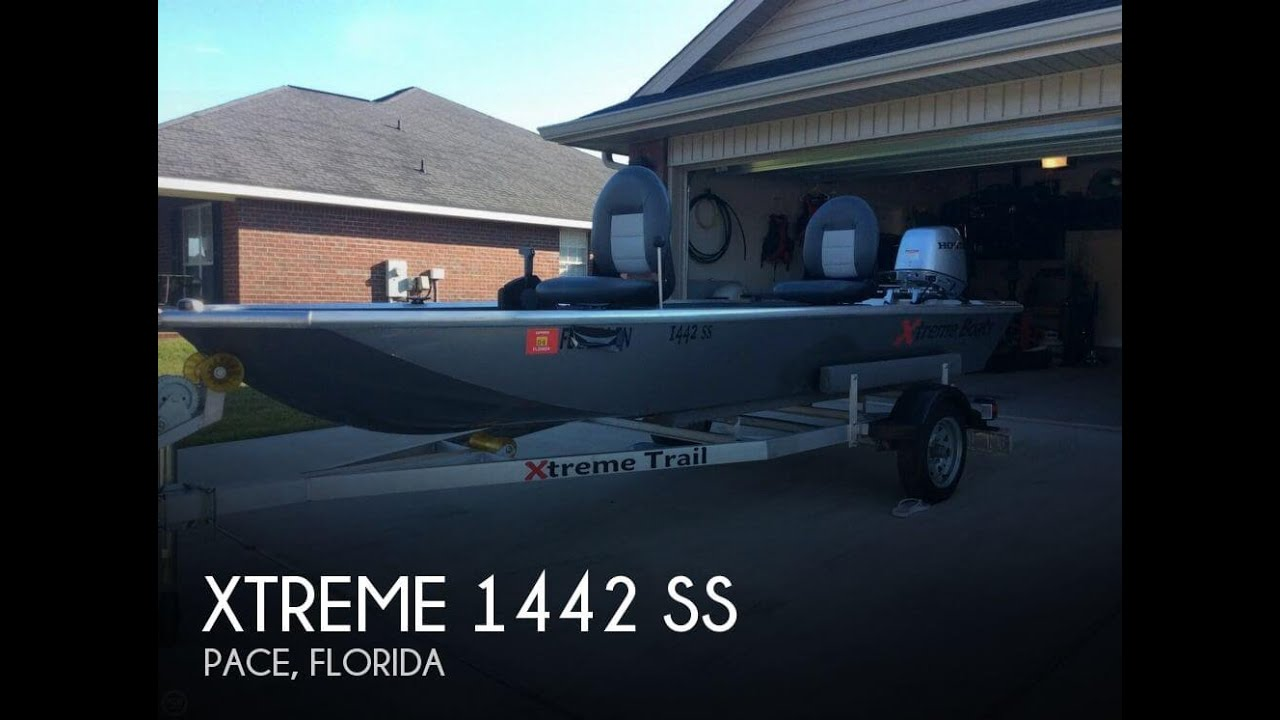 [UNAVAILABLE] Used 2013 Xtreme 1442 SS in Pace, Florida