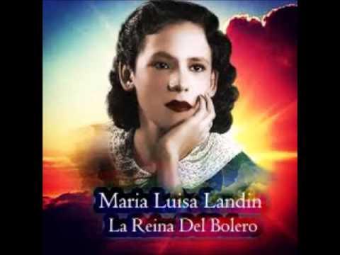 Maria Luisa Landin Amor Perdido 1949 Version Original