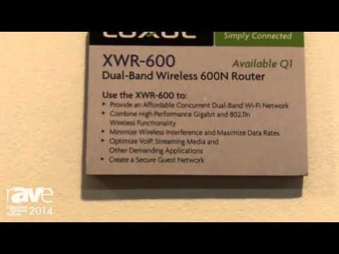 ISE 2014: Luxul Wireless Intros New Line of Wireless 802-11AC Routers, Dual Band WAPs