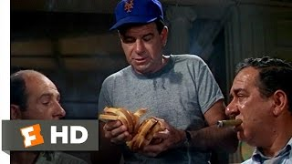 The Odd Couple (1/8) Movie CLIP - Brown or Green Sandwich (1968) HD