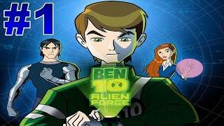 Ben 10 Alien Force Walkthrough Part 1 Knight-Mare At The Pier