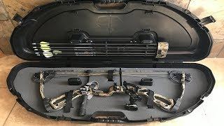 Best Youth to Adult Hunting Bow! New Diamond Edge SB-1 Bow Review