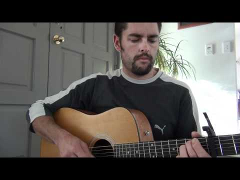 Cannonball - Damien Rice (Acoustic Instrumental)