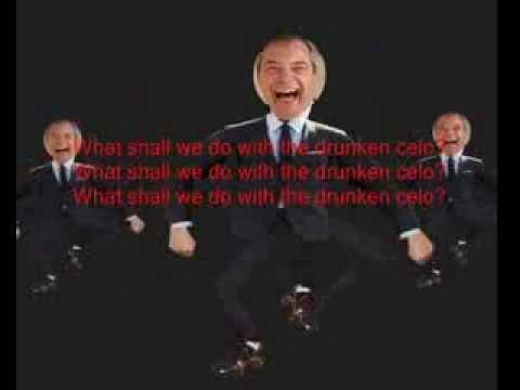 The Rakia Song - Karaoke. Nigel Farrage is a *anker mix. Jonathan Taylor Brittunculi