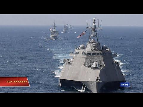 VN 'cung Cấp Tàu Chiến' Cho Cuộc Tập Trận Mỹ-ASEAN đầu Tiên (VOA)