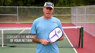 Pickleball 101: How to Return A Serve