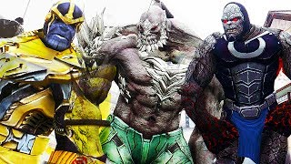 Darkseid VS Doomsday VS Thanos - | EPIC BATTLE