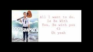 Cody Simpson - Summer Shade W/ LYRICS