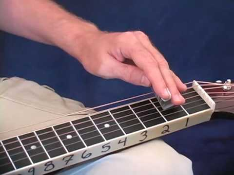 Man of Constant Sorrow - Dobro Lesson With Troy