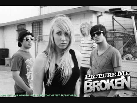 Picture me Broken: Devil on my shoulder (Lyrics)