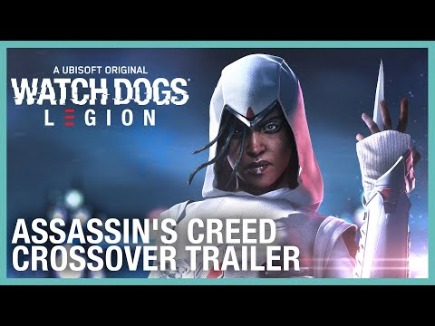 Watch Dogs: Legion: Assassin's Creed Crossover Trailer | Ubisoft [NA]