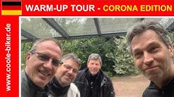 🇩🇪 Warm-up Tour - Corona Edition 2020 - Eine Reisedokumentation - HD - Motorradtour Coole-Biker