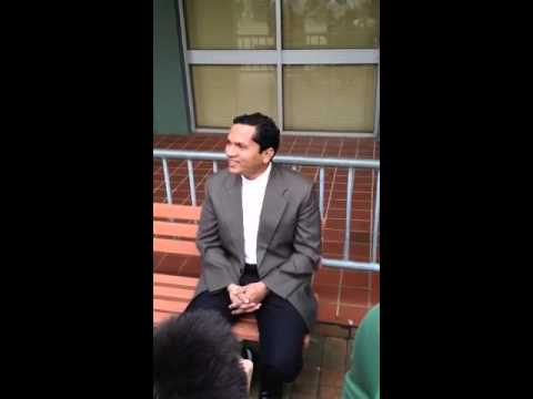 Interview with Father Suresh Kumar