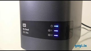 Western Digital My Cloud EX2 Ultra NAS review in 5 minutes