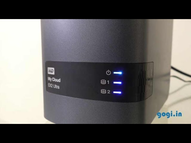 Western Digital My Cloud EX2 Ultra NAS review – your