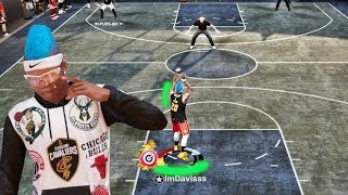 MY LAST SHOT ON NBA 2K19 WAS THIS... DELETING NBA 2K19 ( emotional)