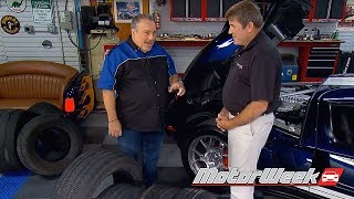 Goss' Garage: Talking Old Tires with TireRack