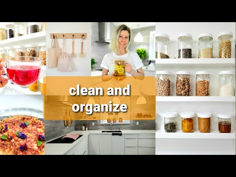*NEW* CLEAN AND ORGANIZE WITH ME
