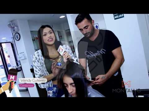 "Cambio de Look "" Montalvo Salón & Spa"""