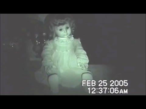 КУКЛЫ - ДЕМОНЫ. Ожившие куклы, снятые на видео