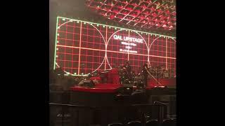 SHOW NIGHT !!! Sweeping, cleaning, final polishing show No 1 Vegas 01/09/2018