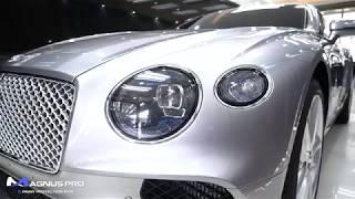 Bentley Continental GT x MAGNUS PRO Paint Protection Film PPF