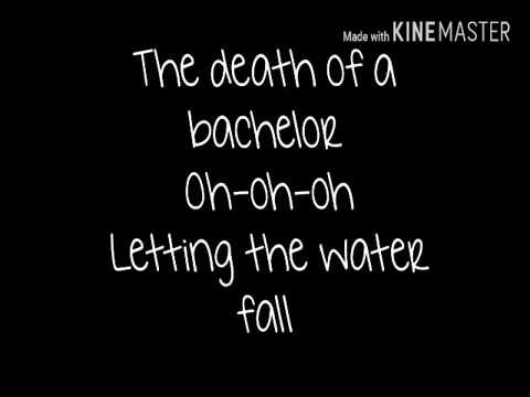 Death of a bachelor lyrics