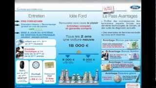 Courtoise Automobiles - Pass Avantages Vidéo et présentation