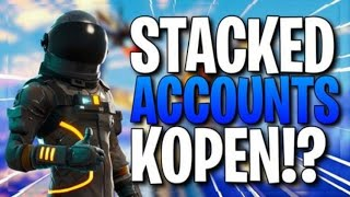 BUY LIVE FORTNITE ACCOUNTS + GIVE AWAY! -Fortnite Battle Royale [EN]