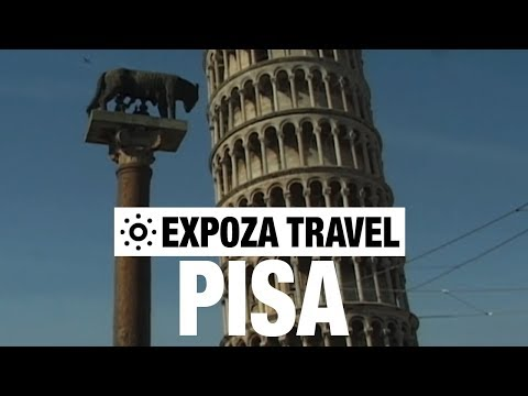 Pisa (Italy) Vacation Travel Video Guide