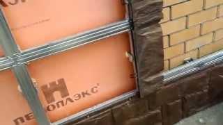 HR: Монтаж цокольного сайдинга(В видео показывается процесс монтажа цокольного сайдинга, на примере цоколя жилого дома. Группа ВК: http://vk.com/..., 2014-01-11T19:57:53.000Z)