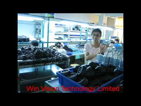 Show our factory cctv camera Production line -6