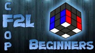 cfop f2l for beginners