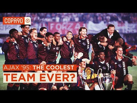 Ajax '95: The Coolest Team Ever? | COPA90 x Top Eleven