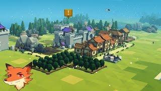 Kingdoms and Castles #1 [FR/4K] - On construit et gère son royaume ! La bêta V. 2!