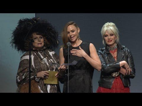 Stella McCartney | Brand of the Year | British Fashion Awards 2015