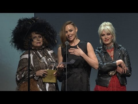 Stella McCartney | Brand of the Year | British Fashion Awards 2015