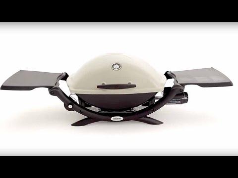Weber® Q® 2200 Portable Gas Grill