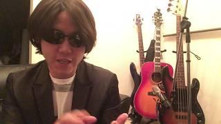 2019年2月19日神奈川県伊勢山ヒルズにて復帰ライブを迎えた河村隆一さん...
