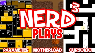 Nerd³ Plays... Three Free Games - On A Monday...(Might be a thing... Game Links: http://nekogames.jp/g.html?gid=PRM http://www.miniclip.com/games/motherload/en/ http://cursors.io/ Nerd³ Site: ..., 2017-02-13T21:00:00.000Z)