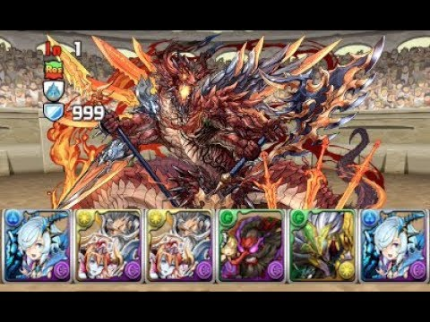 [Puzzle and Dragons] May Quest Dungeon - Lv10 (Kiri)