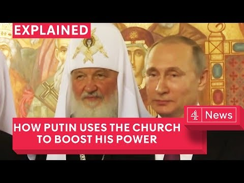 How Putin uses the Orthodox Church to boost his power | Power