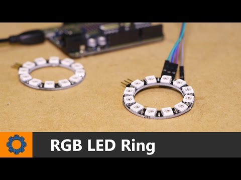 Arduino - RGB LED Ring