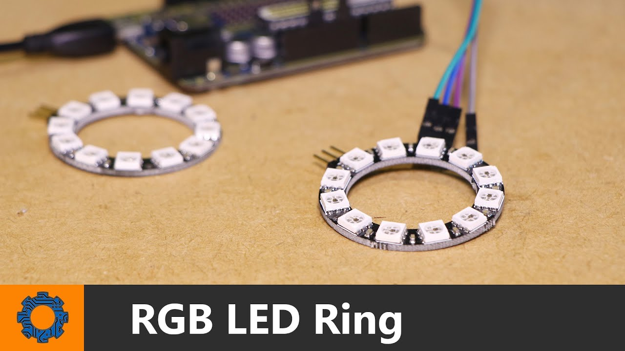 arduino rgb led ring youtube. Black Bedroom Furniture Sets. Home Design Ideas
