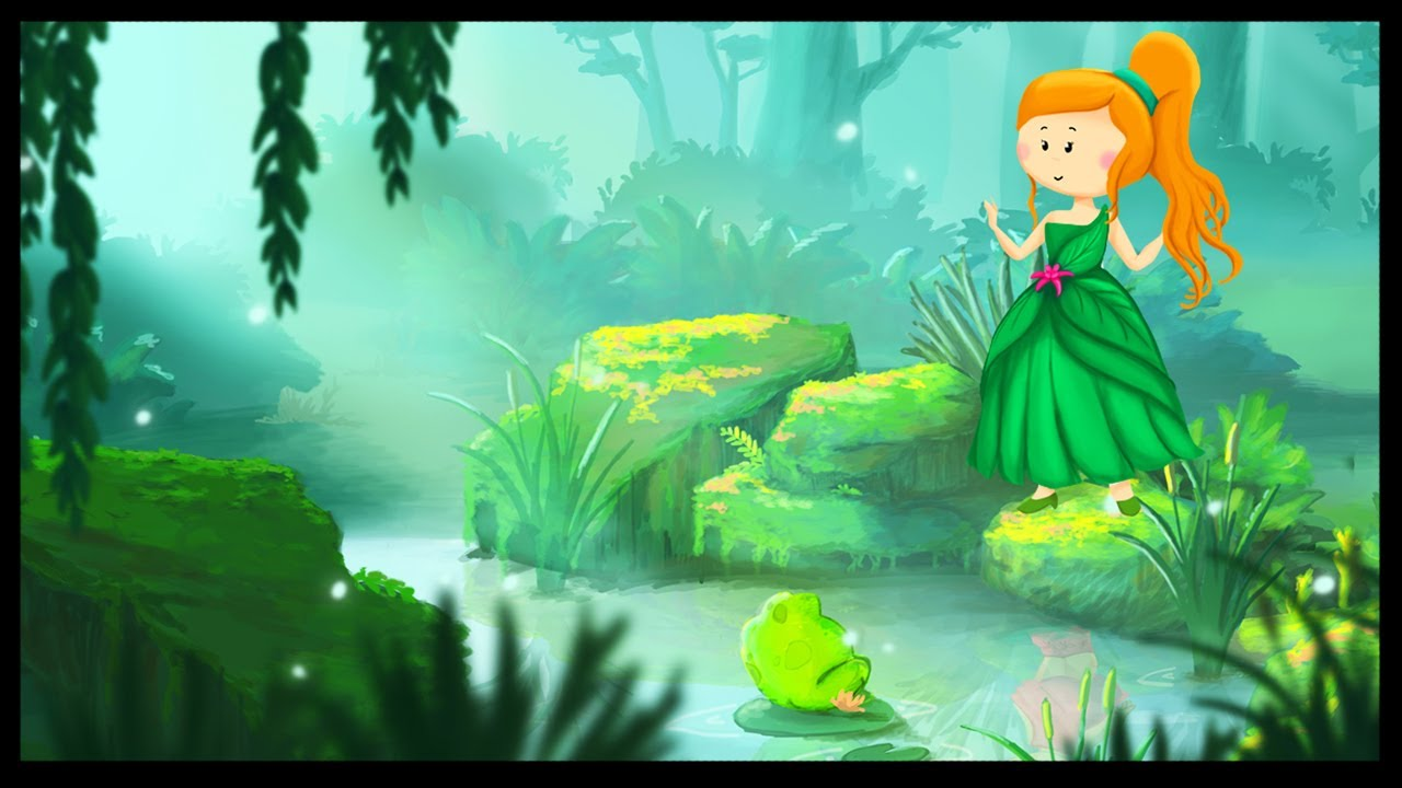 La princesse et la grenouille ou le roi grenouille youtube - La princesse et la grnouille ...
